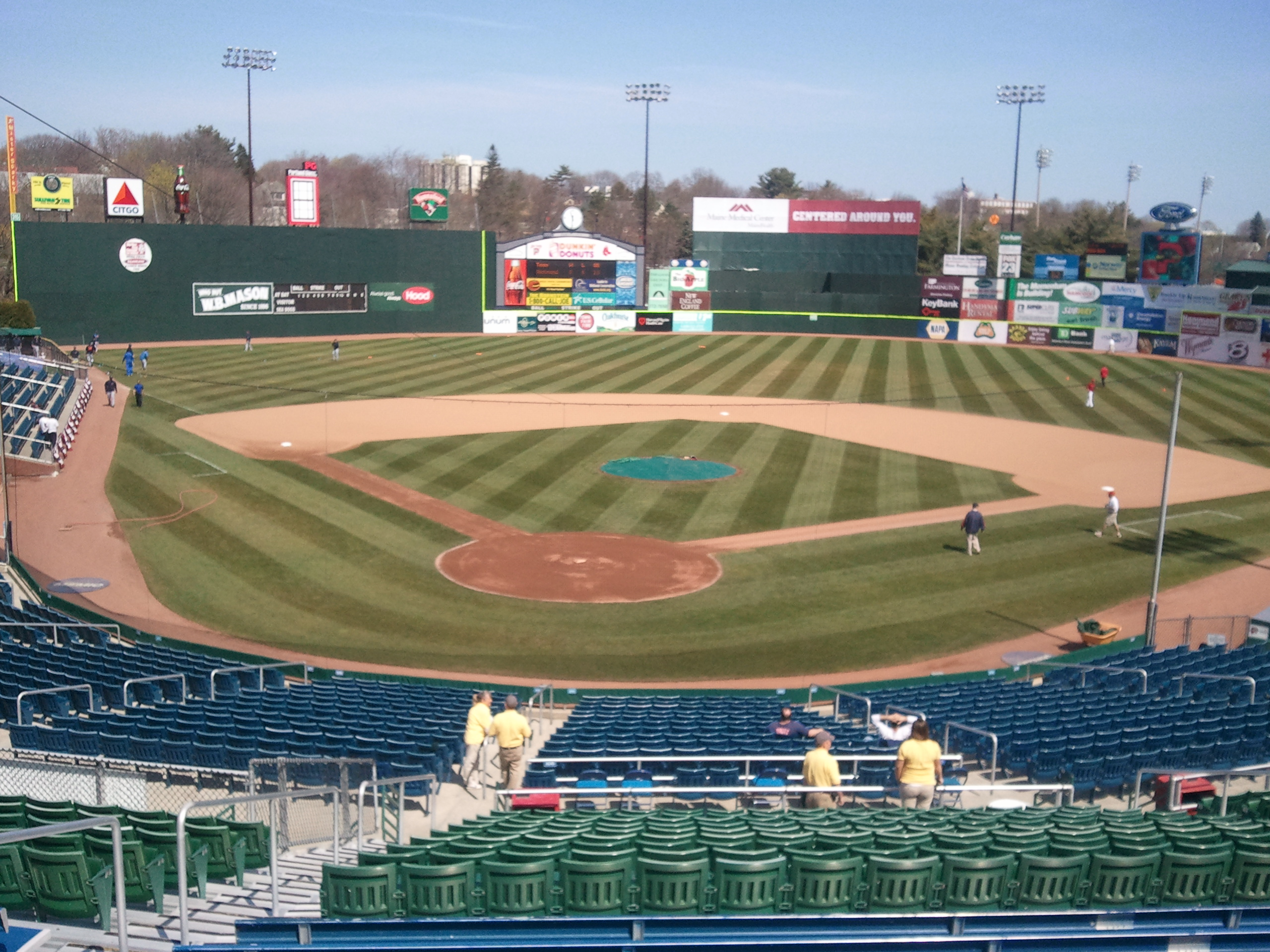 Prime Motor Group >> Sunday Funday at Hadlock Field « Portland Sea Dogs Promotions